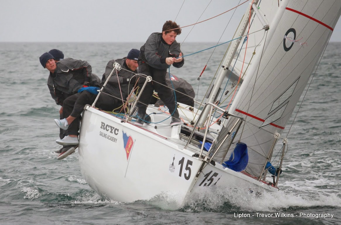 False Bay Yacht Club Wins Historic Lipton Cup Challenge 2012, By Gerry Norris